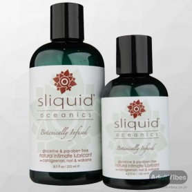 Natural Oceanics Organic lubricant by Sliquid 125ml CGS -022