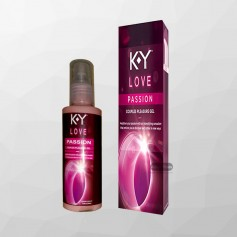 K Y Love Passion Couples Pleasure Gel CGS -035