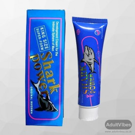 Shark Power Penis Enlargement Cream for Men 50gm-ORIGINAL PEC-02
