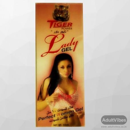 Tiger Power Lady Gel CGS -004