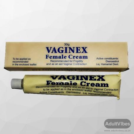 Vaginex Female Cream 30g Made in England CGS -009