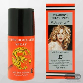 Super Dooz 34000 Dragon Delay Spray DTZ-001