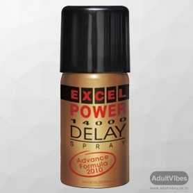 Excel Power 14000 -Delay Spray for Men-Original DTZ-006