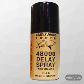 Deadly Shark 48000 Long Time Delay Spray DTZ-012
