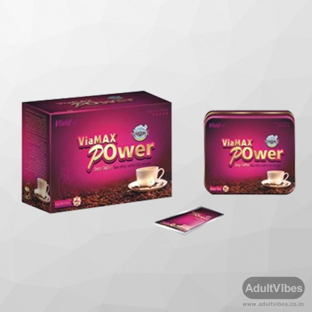 Viamax Power Sexy Coffee Only For Female HSP-001
