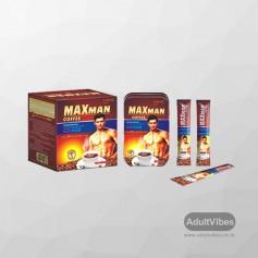 Maxman Coffee Sexual Enhancer for Men HSP-008