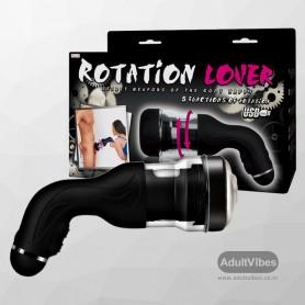 Rotation Lover - Automatic Masturbation Pleasure Machine FM-010