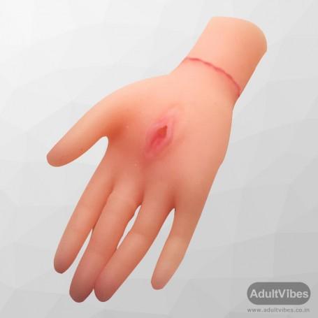 Jade Hand Vagina Male Masturbator MMT-021