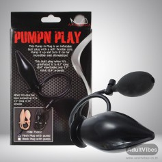 Pump N Play Butt Plug AD-030