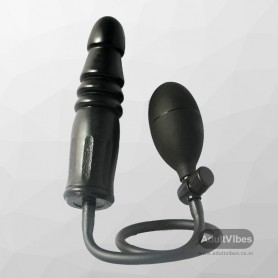Huge Inflatable Realistic Non Vibrator Anal Plug Adult Sex Toys For Women RSNV-016